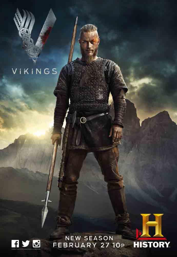Даты выхода серий викинги 4 сезон