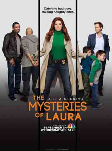 Тайны Лауры / The Mysteries of Laura