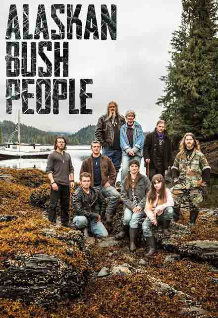 Аляска: Семья из леса / Alaskan Bush People